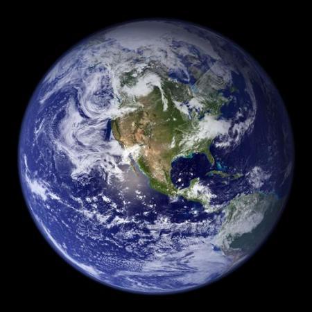 Mơ thấy trái đất